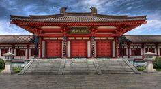 Templo en Xian