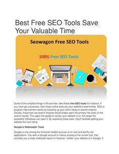 Best Free SEO Tools - Seowagon SEO Tools