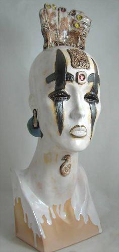 Iwo Rynkiewicz : Ceramic Sculptures