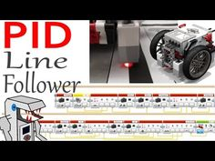 PID Line Follower for EV3 - The Ultimate Line Follower! - YouTube