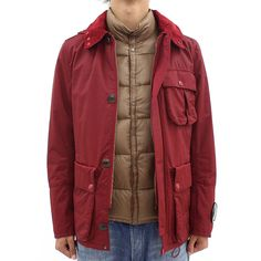 CP Company Giubbotto Red Goggle Jacket