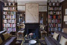Paolo Moschino and Philip Vergeylen's London Home