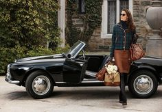 Photo: Ralph Lauren Fall 2013 Blue Label Collection | FASHIONMG-STYLE