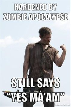 Walking Dead Funny | Dump A Day Funny Pictures - 55 Pics