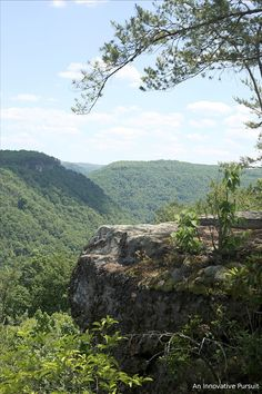 An Innovative Pursuit: Long Point Trail - New River Gorge National River, West Virginia