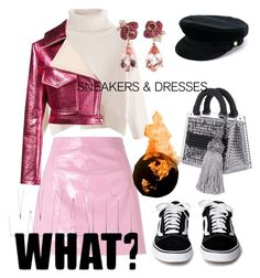 """""""Party"""" by peresvas on Polyvore featuring мода, Miss Selfridge, Sies Marjan, Anyallerie и Manokhi"""