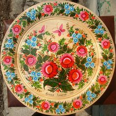 "Petrykivka painting.Petrykivka  The two-storey building will include international Museum of art Petrykivka painting and Ukrainian ceramics. House egg will become a champion not only in Ukraine as the highest building-the egg, and in the world as the great home - egg decorated manually artistic ornament. Customer construction: Dnepropetrovsk enterprise ""Ukrelectro"", General contractor: the leader of the frame construction in Ukraine, the company ""STALDOM""."