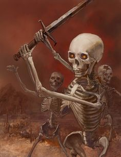 PoxNora:+Broken+Bones+by+thegryph.deviantart.com+on+@deviantART