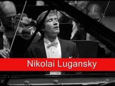 Nikolai Lugansky: Rachmaninov - Rhapsody on a Theme of Paganini, Op.43 (...