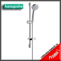 Set dus Hansgrohe Croma 100 Vario Outdoor Power Equipment, The 100, Appliances, Gadgets, Accessories, Home Appliances