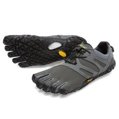 Men& toe shoes - Vibram FiveFingers V-Trail men shoes gray VibramVibram You are in the right place about minimalist f - Barefoot Running, Trail Running Shoes, Running Shoes For Men, Vibram Fivefingers, Minimalist Shoes, Balenciaga Shoes, Toe Shoes, Shoe Boots, Long Toes