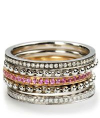 Annoushka Jewellery stackable rings