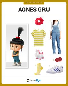Like Agnes Gru Dress Like Agnes Gru from Despicable Me. See additional costumes and Agnes cosplays.Dress Like Agnes Gru from Despicable Me. See additional costumes and Agnes cosplays. Cartoon Halloween Costumes, Minion Costumes, Disney Costumes, Halloween Outfits, Halloween Kids, Cleaver Halloween Costumes, Couple Halloween, Agnes Costume Despicable Me, Gru Costume