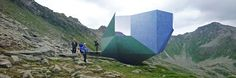 MAP conceives DICE trekking cabin to adapt to different terrains