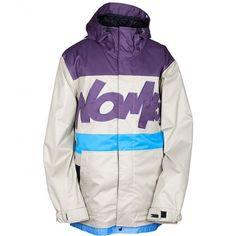 Nomis Tony Jacket Insulated (Clay) Mens Snowboard Jacket $149.99
