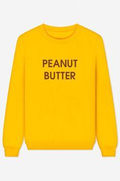 Peanut Butter - brodé