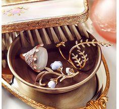 Olivia Palermo lanza una exclusiva colección de joyas