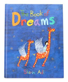 Look at this The Book of Dreams Hardcover on #zulily today!