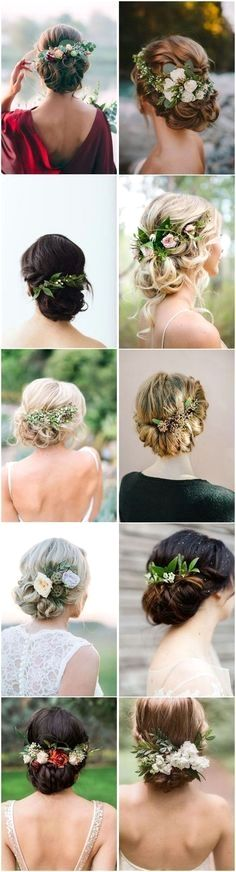#hairstylesideas #hairstyles #updo #updohairstyles
