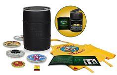 Breaking Bad - Intégrale Barrel 2ème édition - 16 Blu-ray   BLU-RAY - NEUF