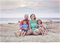 Beach Portraits: Holden Beach Photographer