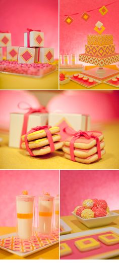 cookies tied with a bow :)