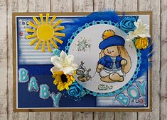Holzbox Baby Boy Baby Boys, Box, Sailor, Frame, Home Decor, Paper, Paper Board, Birthday, Gifts