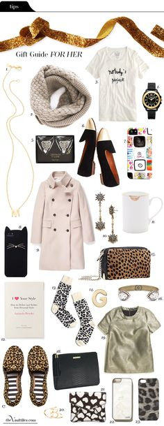 The Vault Files: Tips File: Holiday Gift Guide - For Her