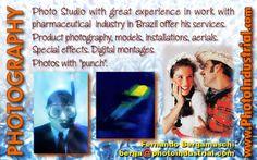 Pharma photo work in Brazil of Photoindustrial