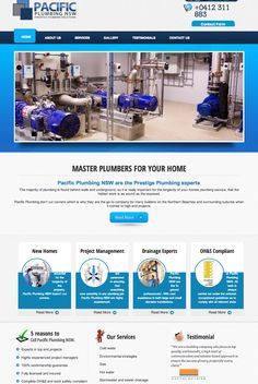 Pacific Plumbing NSW specialise in small scale commercial and high end residential plumbing in Sydney's Northern Beaches