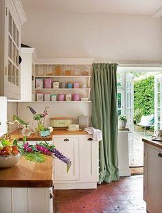 Landhaus Küche