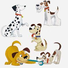 michael robertson dogs