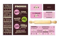 WeEatDesign | 2008 | El Postrecito Branding