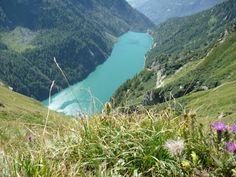 Il rintocco della campana in fondo al lago
