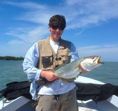 Charlie, Big Trout, 11-17-13, Chadwick's Bayou, Fort Myers Fishing Report & Fort Myers Fishing Charters.