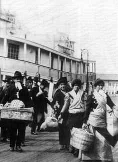 We owe a debt of gratitude to our ancestors.  A great site.  Ellis island database  http://www.stevemorse.org/mcode.html