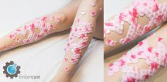 (ENG) ♥ Original tights with my design ♥ ♥ Handmade Mermaid Tights ♥ Material: Nylon, high quality silicone ♥ Unique design ♥ Soft and flexible application on your shin ♥… Mermaid Boy, Mermaid Tails, The Little Mermaid, 3d Design, Mermaid Costume Makeup, Mermaid Tights, Mermaids And Mermen, Nude Color, Diy Fashion
