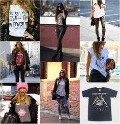 Moda: Camisetas com conteúdo