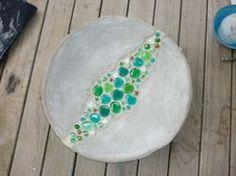 Concrete Bird Baths | Garden Crafts & Garden Decor
