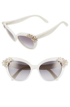VOGUE SUNGLASSES with Certificate $440 GIANNI VERSACE Ladies GOLD MEDUSA