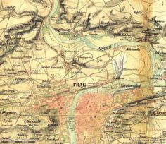historická mapa Vintage World Maps, Historia
