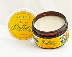 Масло твердое Манго, 95 г - Aroma Naturals