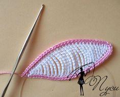 TRICO y CROCHET-madona-mía: Orquidea de Puxe (broche) paso a paso en fotografías Knitting ProjectsCrochet For BeginnersCrochet Hair StylesCrochet Ideas Love Crochet, Crochet Gifts, Irish Crochet, Crochet Lace, Crochet Motifs, Freeform Crochet, Crochet Stitches, Crochet Patterns, Crochet World