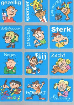 Gouden weken Diy Crafts For Home american girl diy crafts home made Coaching, Feelings Preschool, Learn Dutch, Dutch Language, School Info, Leader In Me, Yoga For Kids, School Classroom, Portfolio