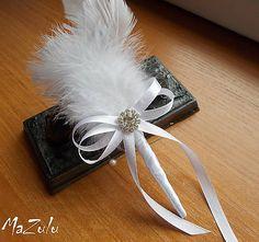 MaZulu / svadobné pierko aj pre svedka
