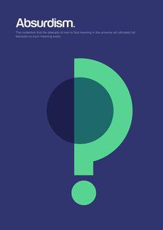 Philographics Book + Postcard Box on Kickstarter! by Genís Carreras, via Behance