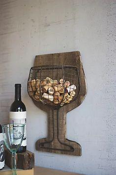 Wine Craft, Wine Cork Crafts, Wine Bottle Crafts, Champagne Cork Crafts, Wine Cork Projects, Wine Cork Holder, Wine Cork Art, Wine Corks, Wine Holders