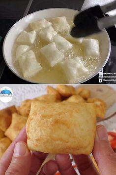 Turkish Recipes, Ethnic Recipes, Food Design, Food Preparation, Hamburger, Cake Recipes, Brunch, Food And Drink, Bread