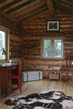 Jalopy Cabins Skit Hut Tiny House Interior View - WANT!!!