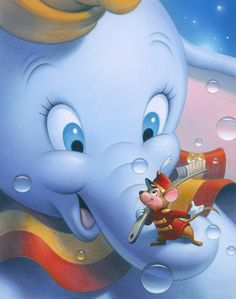 Smile: Dumbo - by Tsuneo Sanda